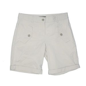 Theory Khaki Shorts
